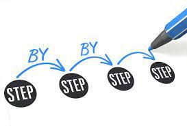 Step by step for RPM